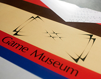 Branding : Game Museum