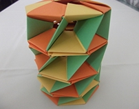 Origami Tower