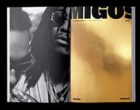 CULTUREII- MIGOS Magazine music concept