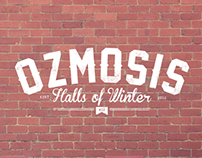 Ozmosis - Winter 2012 Campaign - Halls Of Winter