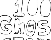 100 Ghost Stories - Zine