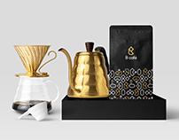 B Cafe | Branding