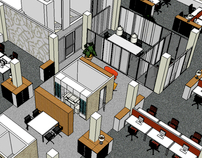 Office Concept Friesland Bank