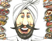 The Punjab Food  Fest