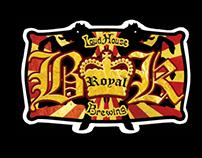 Royal Black Knight Porter