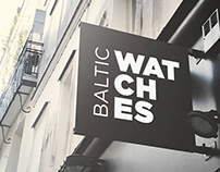 Swiss watch retailer - Baltic Watches