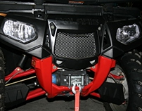ATV Custom Sound System