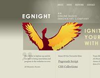 Egnight - Branding