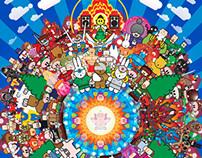 Bonus Stage Technologies - Mandalas