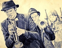 JAZZ - VISUAL ARTS