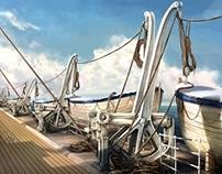 Artwork for 1912 Titanic Mystery