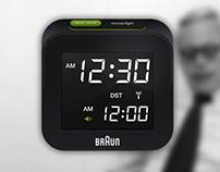 braun style IOS icon