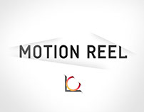 Laurent Carcelle's MOTION REEL