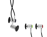 Dieter Rams Language Earphones