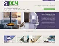 BEM - Projetos Online
