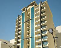 El Saraya Palace Residential Building