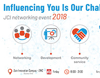 Influencing You is Our Challenge event