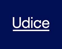 Udice - Naming & Brand design