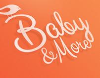 Baby & More logo