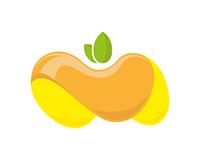 Melocotón Logo