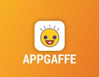 Appgaffe : Mobile App