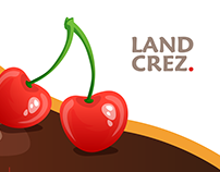 LAND CREZ | Visual identity