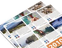 Trekking Company Calendar