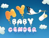 My baby gender - Application