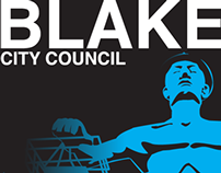 BLAKE for TULSA POLITICAL CAMPAIGN