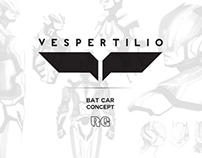 Vespertilo bat-car concept