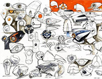 Sketch study at SKEREN 2009