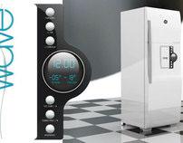 Design de Refrigerador - Concurso Mabe