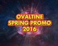 Ovaltine Spring Promo 2016