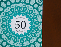 Libro 50 años // 50th anniversary's book