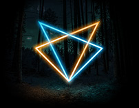 Fri3d Camp 2016 logo & styling