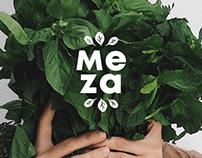 Meza | Brand & Packaging