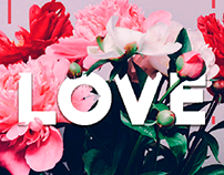 This is  ● L O V E ●