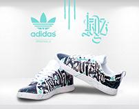 Adidas Custom Shoe 2