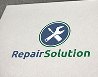 Repair Solution | Logo Template