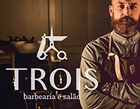 Trois - Barbearia e Salão
