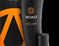 WOMO_logo design