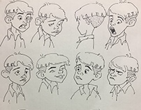 Expression and Story Boarding
