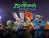 Disney's Zootopia - Crime Files