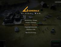 Global War: generals