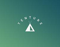 Tenture Logo Concept