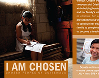 Chosen People of Guatemala - Promo Cards