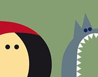 Piroska és a farkas // 2011