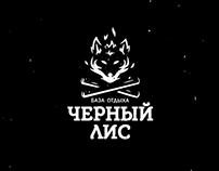 Black Fox / Черный лис