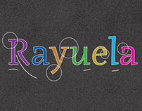 Font book manual of Rayuela Family Font