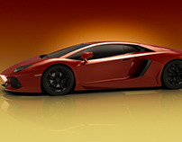 Lamborghini render